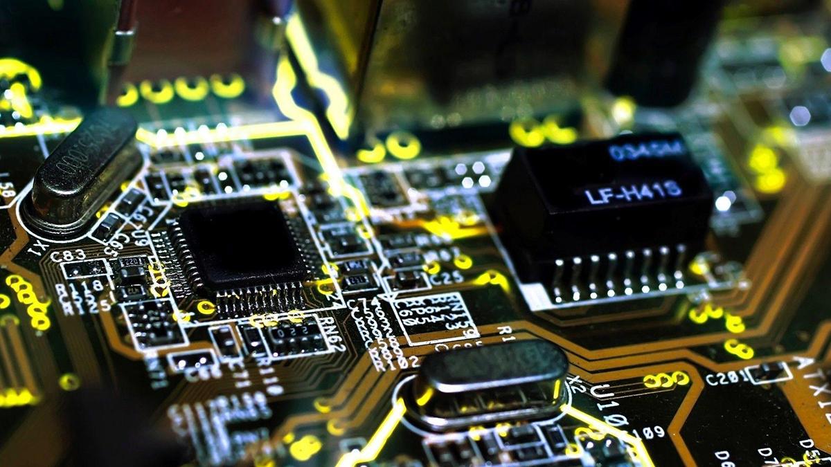 circuito stampato rigido